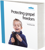 Protecting gospel freedom