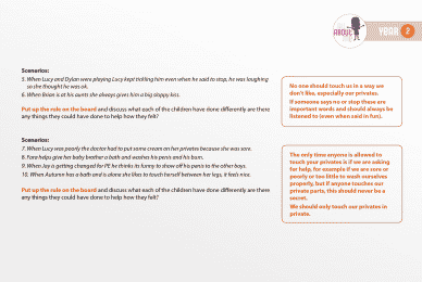 All About Me, YEAR TWO Lesson Plan, page 23