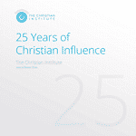 25 Years of Christian Influence