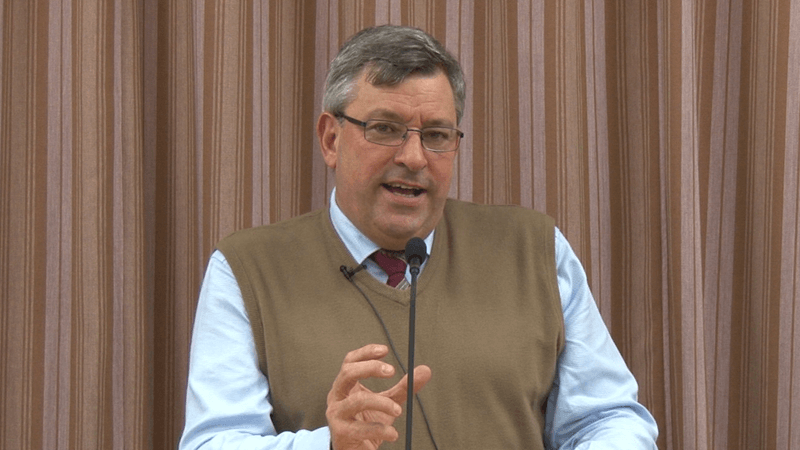 When believers despair: Revd Dr Kevin Bidwell, Autumn Lectures 2016