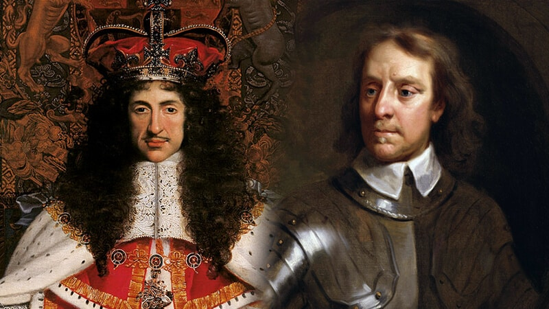 9. Cromwell and Charles II