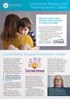 Cornerstone Adoption and Fostering Service v. Ofsted
