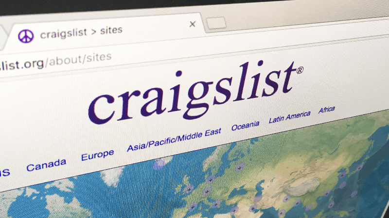 Craigslist wales uk