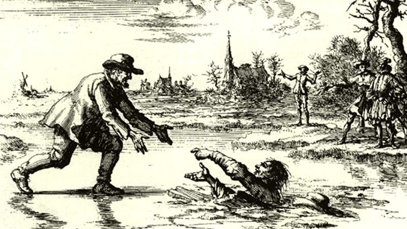 Dirk Willem's rescue