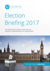 Election Briefing 2017