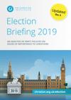 Election Briefing 2019