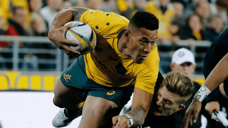 Israel Folau Says He Must Resist Doing