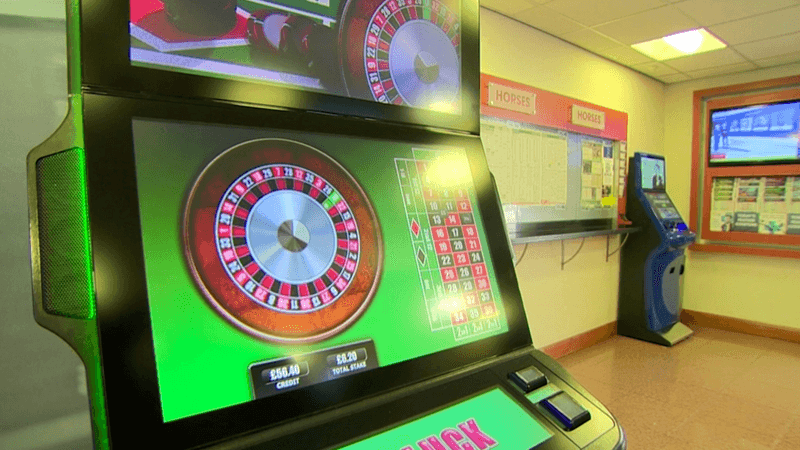 Gambling machines to be limited to £2 stakes