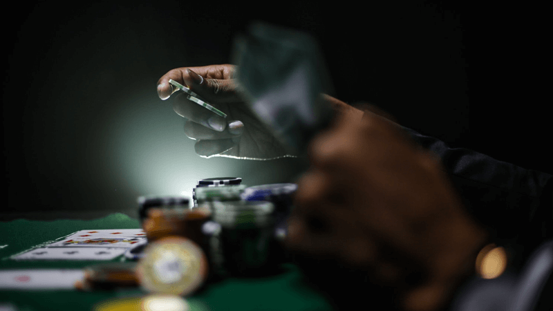 Gambling addicts much more likely to commit suicide - The