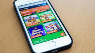 Gambling app