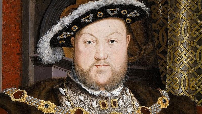 2. Henry VIII