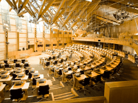 Marking 20 years of the Scottish Parliament