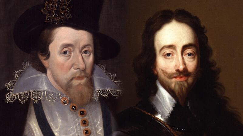 7. James I and Charles I