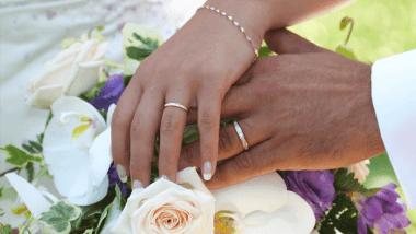 Marriage/wedding rings