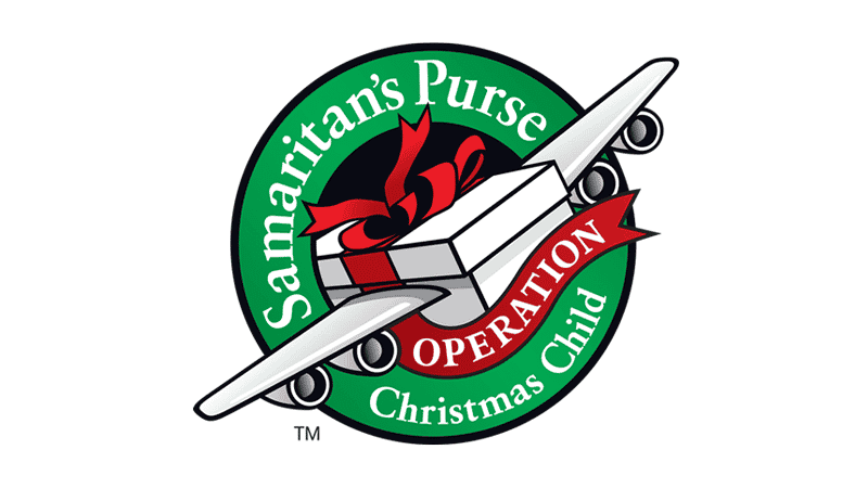 Samaritans Purse Operation Christmas Child Logo.Humanists Hit Out At Shoebox Appeal The Christian