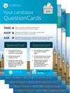 Your candidate QuestionCards 2019
