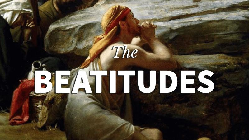 2. The Beatitudes