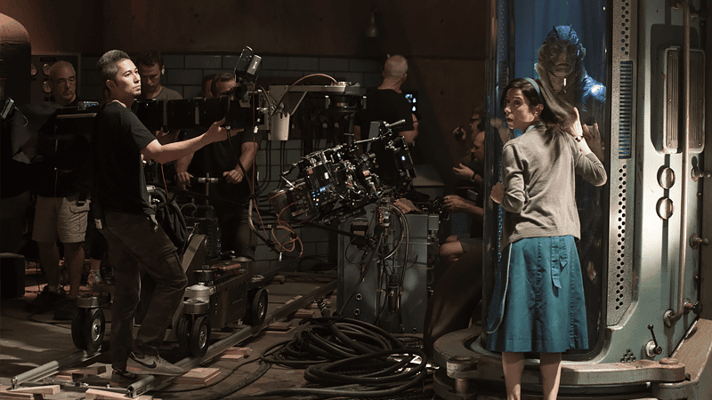 Behind the scenes of The Shape of Water