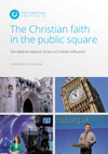 The Christian faith in the public square