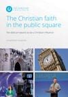 The Christian faith in the public square