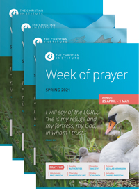 Week of prayer – spring 2021
